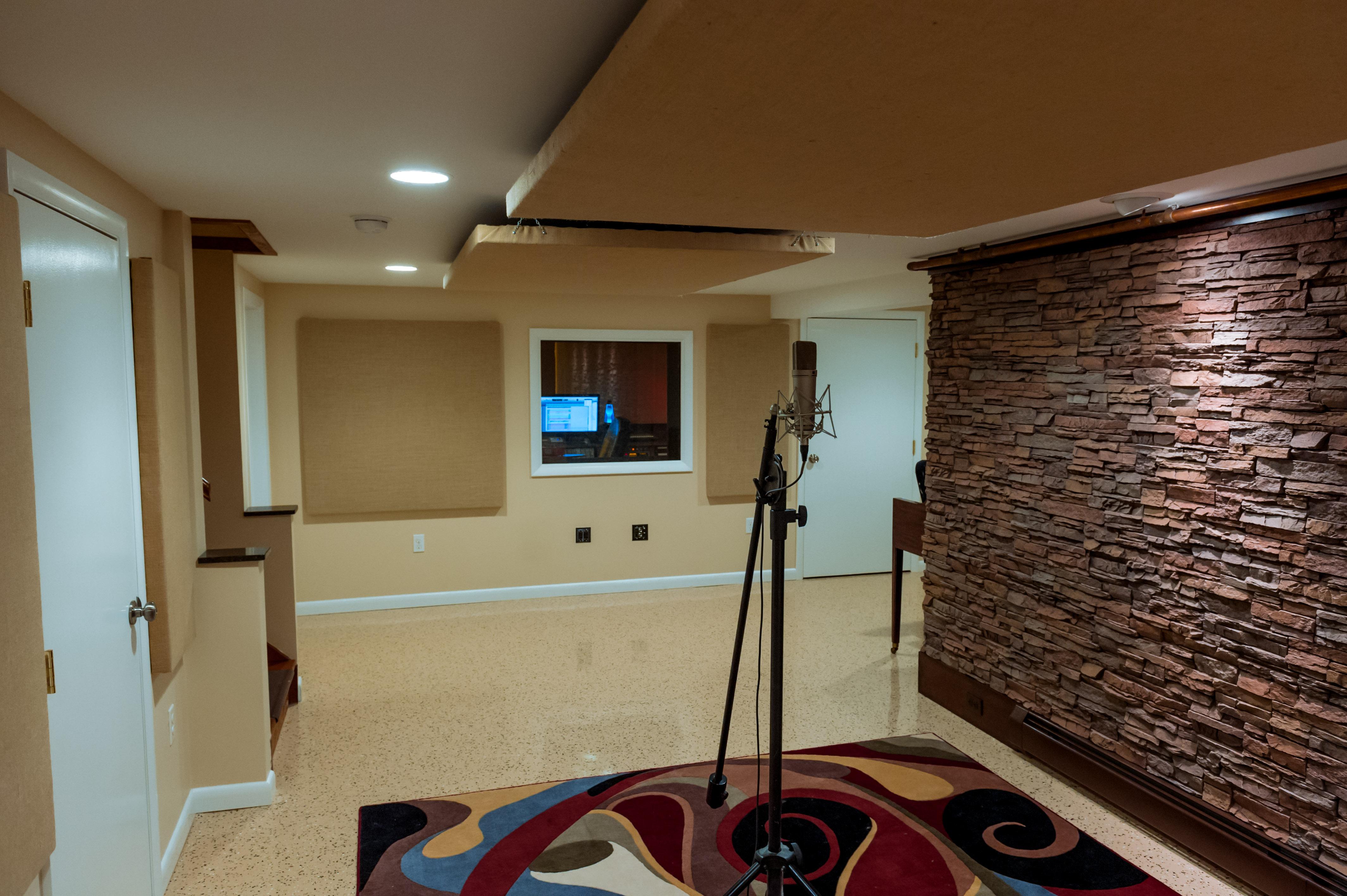 mintz productions recording studio studio tour