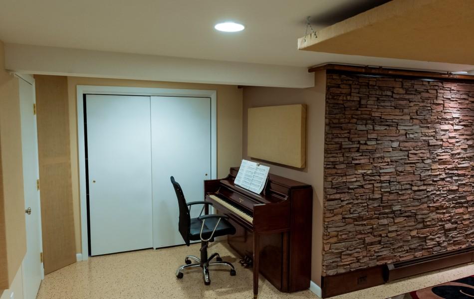 5 Piano Nook